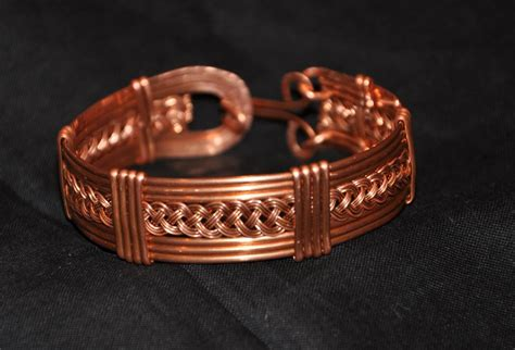 How To Work With Copper To Make Jewelry